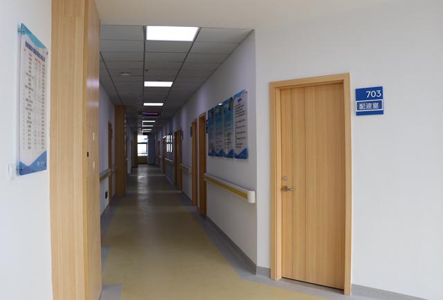 科室完备的诊疗区
